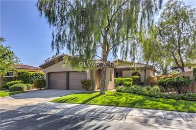 Henderson Single Family Home For Sale: 33 Braelinn Drive