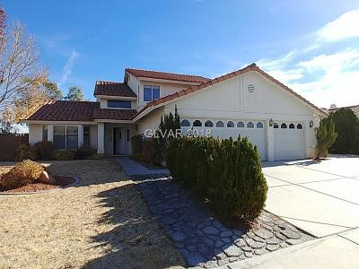 Las Vegas NV Single Family Home For Sale: $379,000