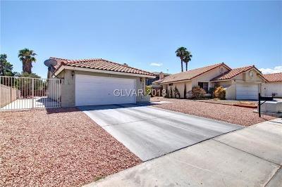 Henderson Single Family Home For Sale: 1077 Derringer Drive