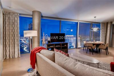 High Rise For Sale: 3726 Las Vegas Boulevard #3301