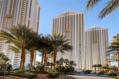 Las Vegas High Rise For Sale: 145 East Harmon Avenue #2501