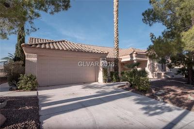 Single Family Home Contingent Offer: 2605 Legend Drive