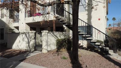 Las Vegas Condo/Townhouse For Sale: 3976 Colors Court #40