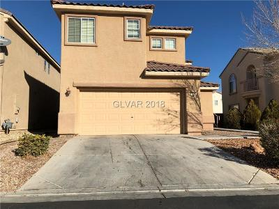 North Las Vegas Single Family Home For Sale: 106 Gratefulness Court