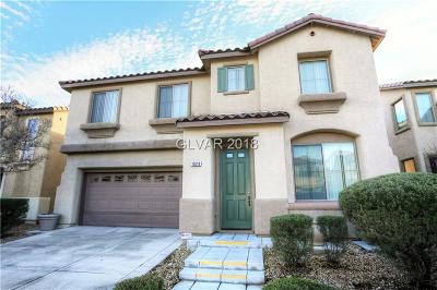 North Las Vegas Single Family Home For Sale: 1829 Barrel Oak Avenue