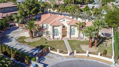 Las Vegas Single Family Home For Sale: 2211 South Tenaya Way