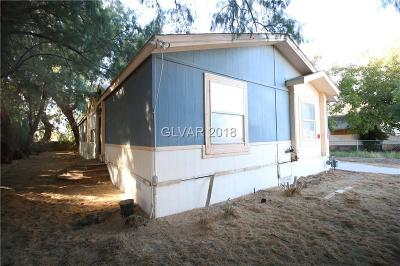 Las Vegas Manufactured Home Contingent Offer: 2229 Glenwood Lane