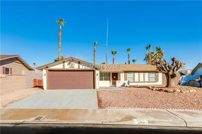 Las Vegas NV Single Family Home For Sale: $244,900