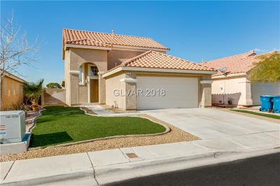 Las Vegas NV Single Family Home Contingent Offer: $225,900