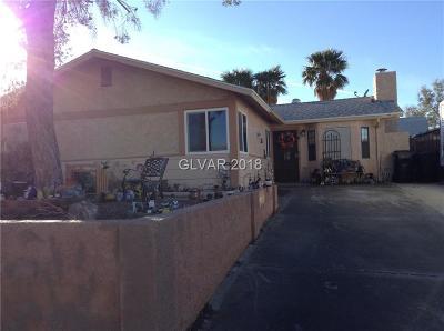 Henderson NV Single Family Home For Sale: $244,900
