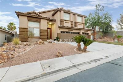 Henderson NV Single Family Home Contingent Offer: $399,900
