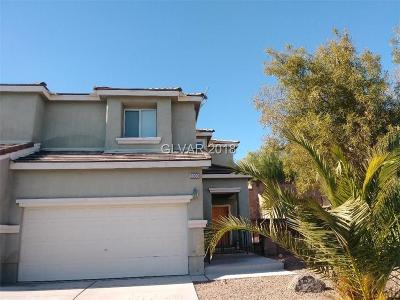 North Las Vegas Condo/Townhouse Contingent Offer: 3333 Morning Amber Street