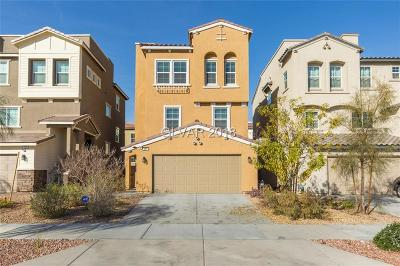 Henderson NV Single Family Home For Sale: $274,900