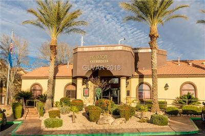 Condo/Townhouse For Sale: 950 Seven Hills Drive #2428