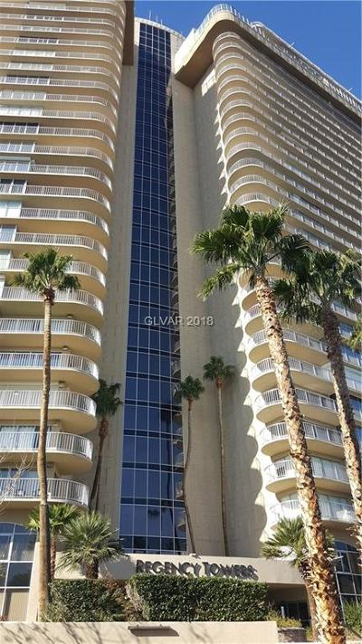 Regency Towers Amd High Rise For Sale: 3111 Bel Air Drive #11H