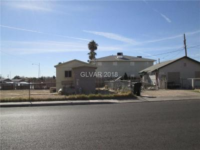 North Las Vegas Single Family Home For Sale: 2813 Haddock Avenue