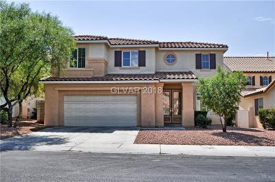 Henderson Single Family Home For Sale: 1565 Ravanusa Drive