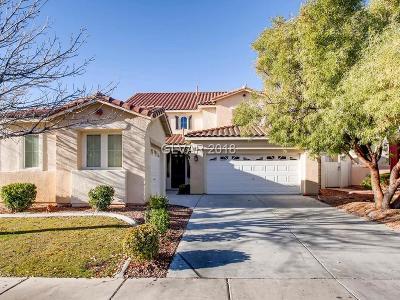 Single Family Home For Sale: 1685 Sabatini Drive