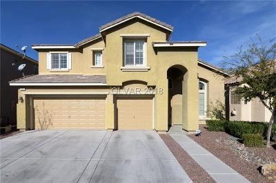 Henderson Single Family Home Contingent Offer: 645 Doubleshot Lane