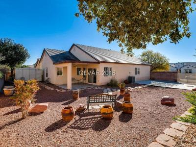 North Las Vegas Single Family Home Contingent Offer: 3012 Bayliner Avenue