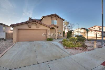Henderson Single Family Home For Sale: 165 Skytop Drive
