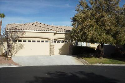 Las Vegas  Single Family Home For Sale: 10618 Arundel Avenue
