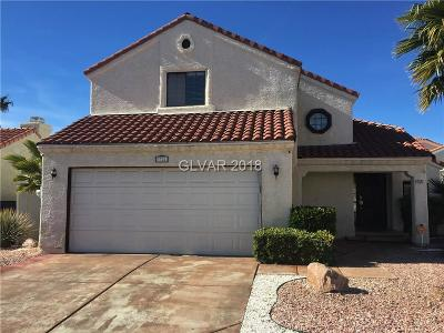 Las Vegas NV Single Family Home For Sale: $349,950
