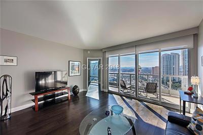 Las Vegas High Rise For Sale: 222 Karen Avenue #2205