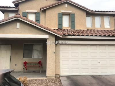 Single Family Home Contingent Offer: 10662 Pueblo Springs Street