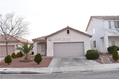 Las Vegas Single Family Home For Sale: 8717 Russet Hills Court