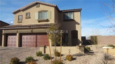 Henderson Single Family Home For Sale: 112 Ullapool Court