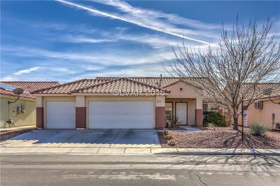 North Las Vegas Single Family Home For Sale: 4037 Galisteo Court