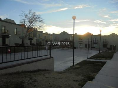 Las Vegas Condo/Townhouse For Sale: 7066 Burcot Avenue #D60