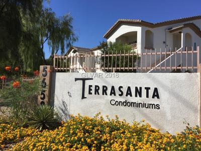 Las Vegas NV Condo/Townhouse For Sale: $82,000