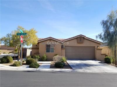 Las Vegas Single Family Home For Sale: 4532 Avery Rock Street