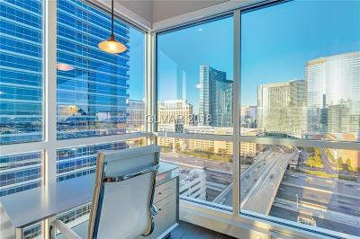 Las Vegas High Rise For Sale: 4525 Dean Martin Drive #1600