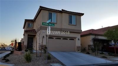 Las Vegas Single Family Home For Sale: 9487 Jumping Frog Court