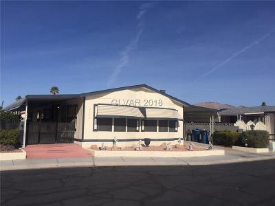 Las Vegas Single Family Home For Sale: 5436 Tres Piedras Road
