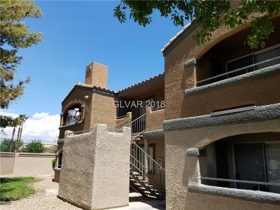 Las Vegas NV Condo/Townhouse For Sale: $94,900