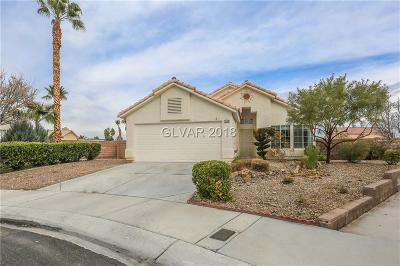 Las Vegas Single Family Home For Sale: 4529 Norte Circle