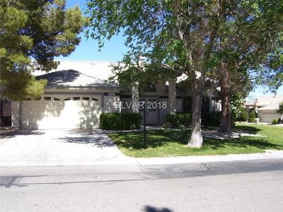 Single Family Home Contingent Offer: 4920 Linkside Drive