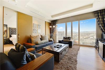 Las Vegas High Rise For Sale: 3750 Las Vegas Boulevard #2408