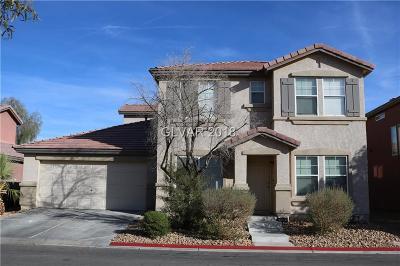 Las Vegas Single Family Home For Sale: 5332 Santa Fe Heights Street