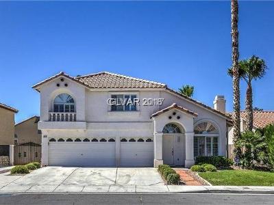 Las Vegas NV Single Family Home For Sale: $399,999