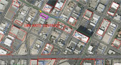 Las Vegas Residential Lots & Land For Sale: 903 Casino Center Boulevard