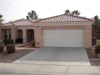 Las Vegas Single Family Home For Sale: 10613 Cedar Creek Avenue