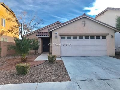 Single Family Home Contingent Offer: 5017 Hadley Meadow Court