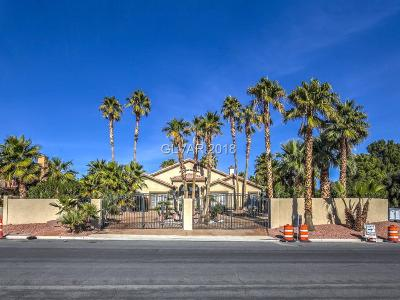 Las Vegas NV Single Family Home For Sale: $948,888
