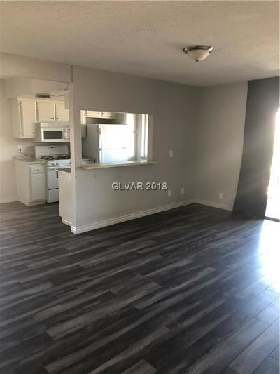 Rental For Rent: 1405 Vegas Valley Drive #160