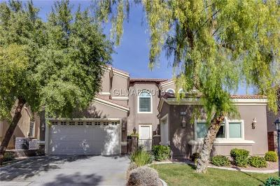 Las Vegas NV Single Family Home For Sale: $394,000